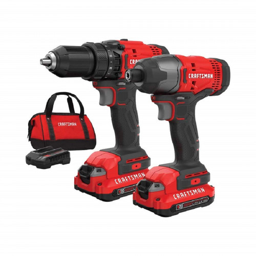 KIT CRAFTSMAN 20V